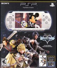 PSP 3000 Limited Edition Kingdom Hearts Version