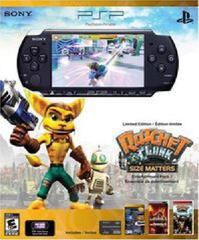 PSP 3000 Limited Edition Ratchet & Clank Version
