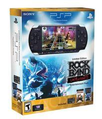 PSP 3000 Limited Edition Rock Band Version