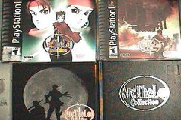 Arc The Lad Collection