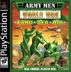 Army Men World War Land Sea Air