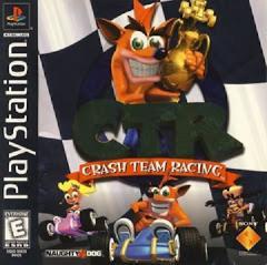 CTR Crash Team Racing