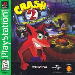 Crash Bandicoot 2 Cortex Strikes Back [Greatest Hits]
