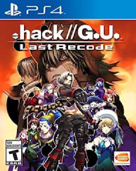 .hack GU Last Recode