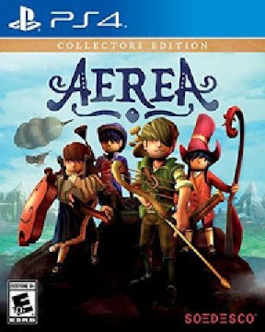 Aerea Collectors Edition