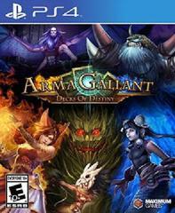 Arma Gallant: Decks of Destiny