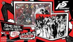 Persona 5 Steelbook Edition