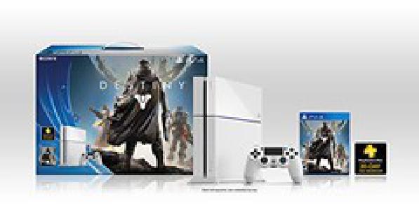Playstation 4 500GB Glacier White Console (No Bundle)