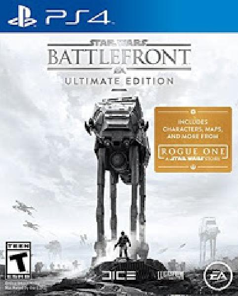 Star Wars Battlefront Ultimate Edition - Video Games » Sony