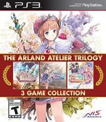 Arland Atelier Trilogy