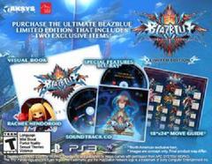 BlazBlue: Chrono Phantasma Limited Edition