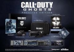 Call of Duty Ghosts Prestige Edition
