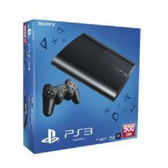Playstation 3 Slim System 500GB