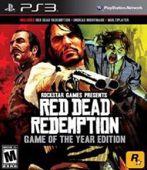 Red Dead Redemption [Game of the Year]