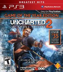 Uncharted 2: Among Thieves [Game of the Year]