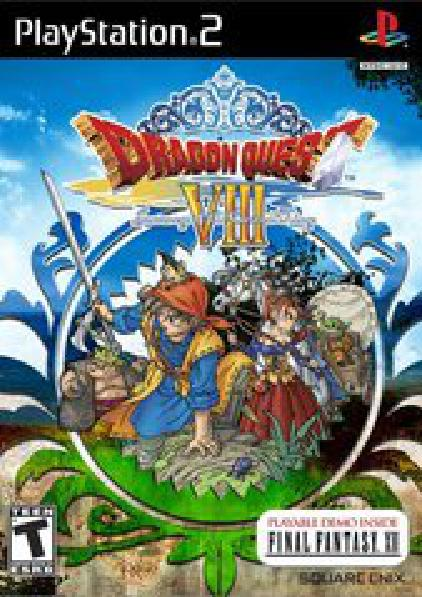 Dragon Quest VIII: Journey of the Cursed King - Video Games » Sony