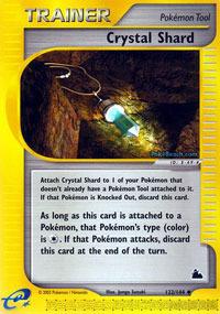 Crystal Shard - 122/144 - Uncommon