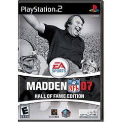 Madden 2007 Hall of Fame Edition