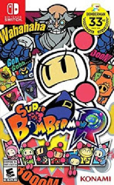 Bomberman Poi Switch Games Lot Of 3 No Box Sale Super Heroes 2