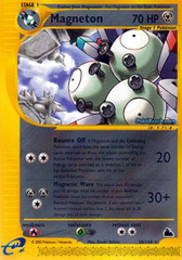 Magneton - 20/144 - Rare on Channel Fireball