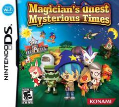 Magicians Quest: Mysterious Times
