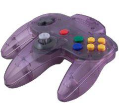 Atomic Purple Nintendo 64 Controller