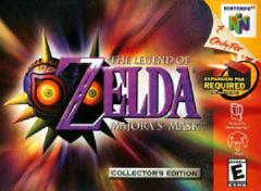 Zelda Majora's Mask Collector's Edition