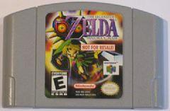 Zelda Majora's Mask [Not for Resale Gray]