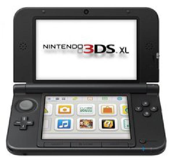 Nintendo 3DS XL - Black & Blue