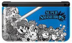 Nintendo 3DS XL Blue Super Smash Limited Edition
