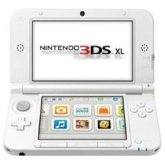 Nintendo 3DS XL Pink & White