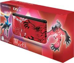 Nintendo 3DS XL Pokemon X Y Red Limited Edition
