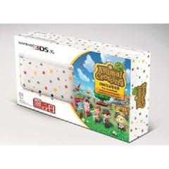 Nintendo 3DS XL White Animal Crossing Limited Edition