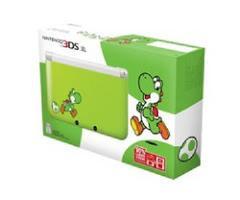 Nintendo 3DS XL Yoshi Limited Edition