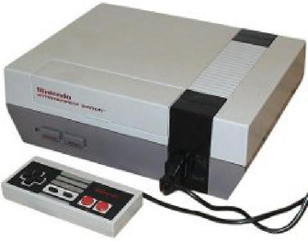 Nintendo Entertainment System NES Console