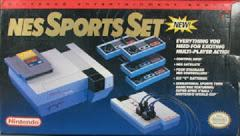 Nintendo NES Sports Set Console
