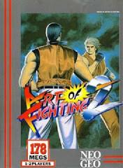 Art of Fighting 2 [AES]