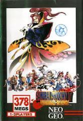 Samurai Shodown IV [AES]