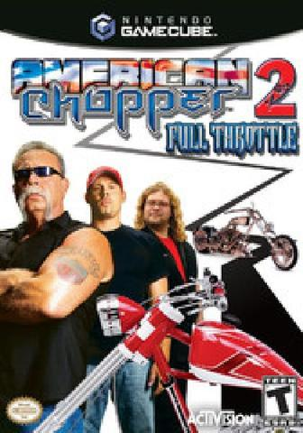American Chopper 2 Full Throttle