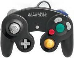 Black Nintendo Brand Controller