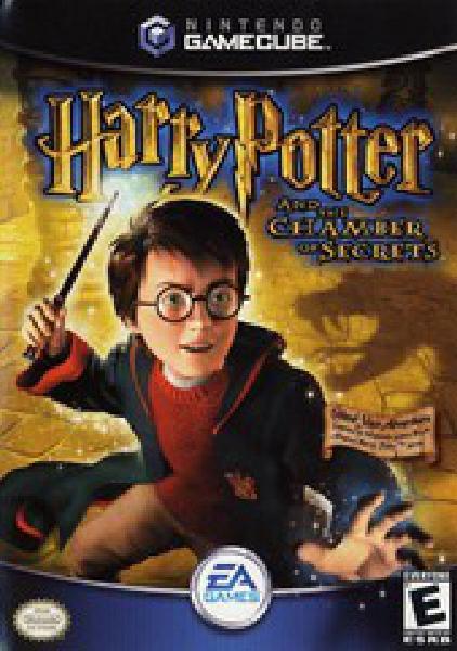Harry Potter Chamber of Secrets - Video Games » Nintendo