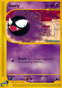 Gastly - 57/144 - Common
