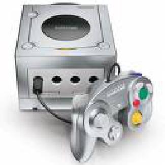 Nintendo GameCube Console - Platinum