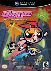 Powerpuff Girls Relish Rampage Pickled Edition