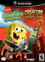 SpongeBob SquarePants Creature from Krusty Krab