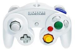 White Gamecube Controller