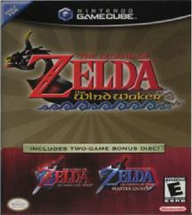 Zelda Wind Waker & Ocarina Master Quest Combo