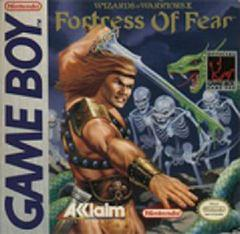 Fortress of Fear Wizards and Warriors X