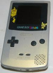 Pokemon Gold and Silver Special Edition Gameboy Color