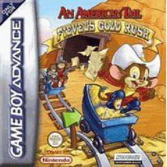 An American Tail Fievel's Gold Rush